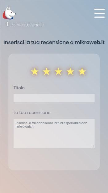 Fidoreview - Recensioni verificate su aziende e professionisti - Mobile View 2