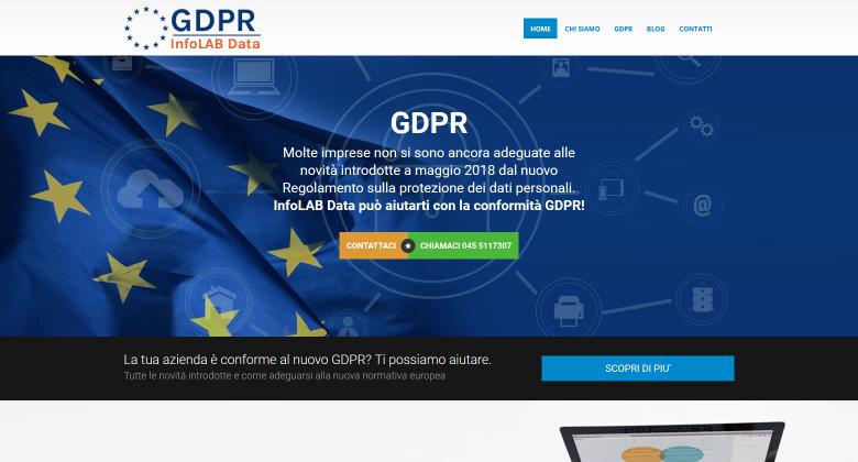 Assistenza GDPR - Gestione Conformità gdpr
