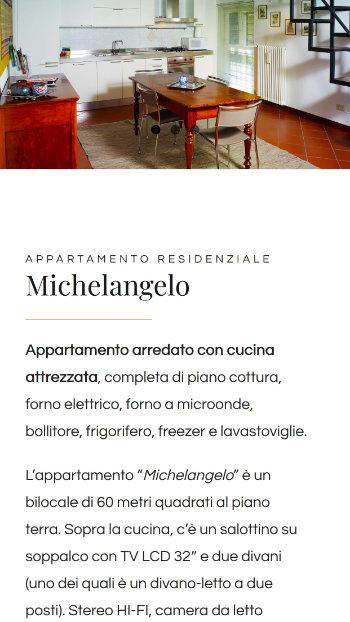 Residence La Mason - Appartamenti a Montebello Vicentino - Mobile View 2